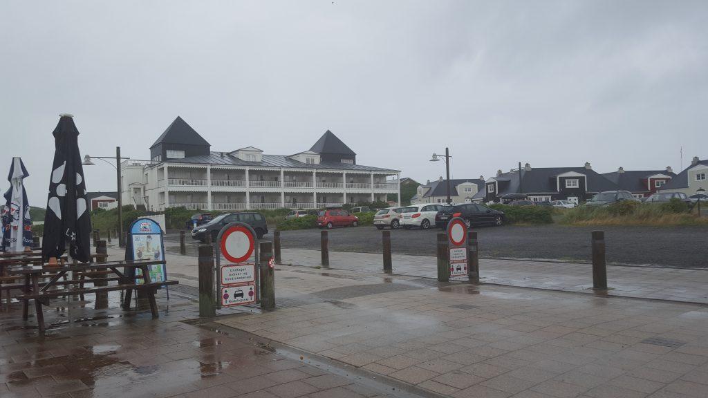 Hotel Klitten i Søndervig