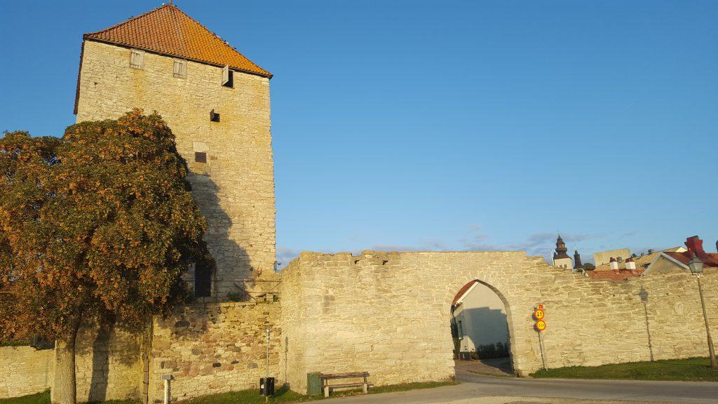 Krudttårnet, Visby