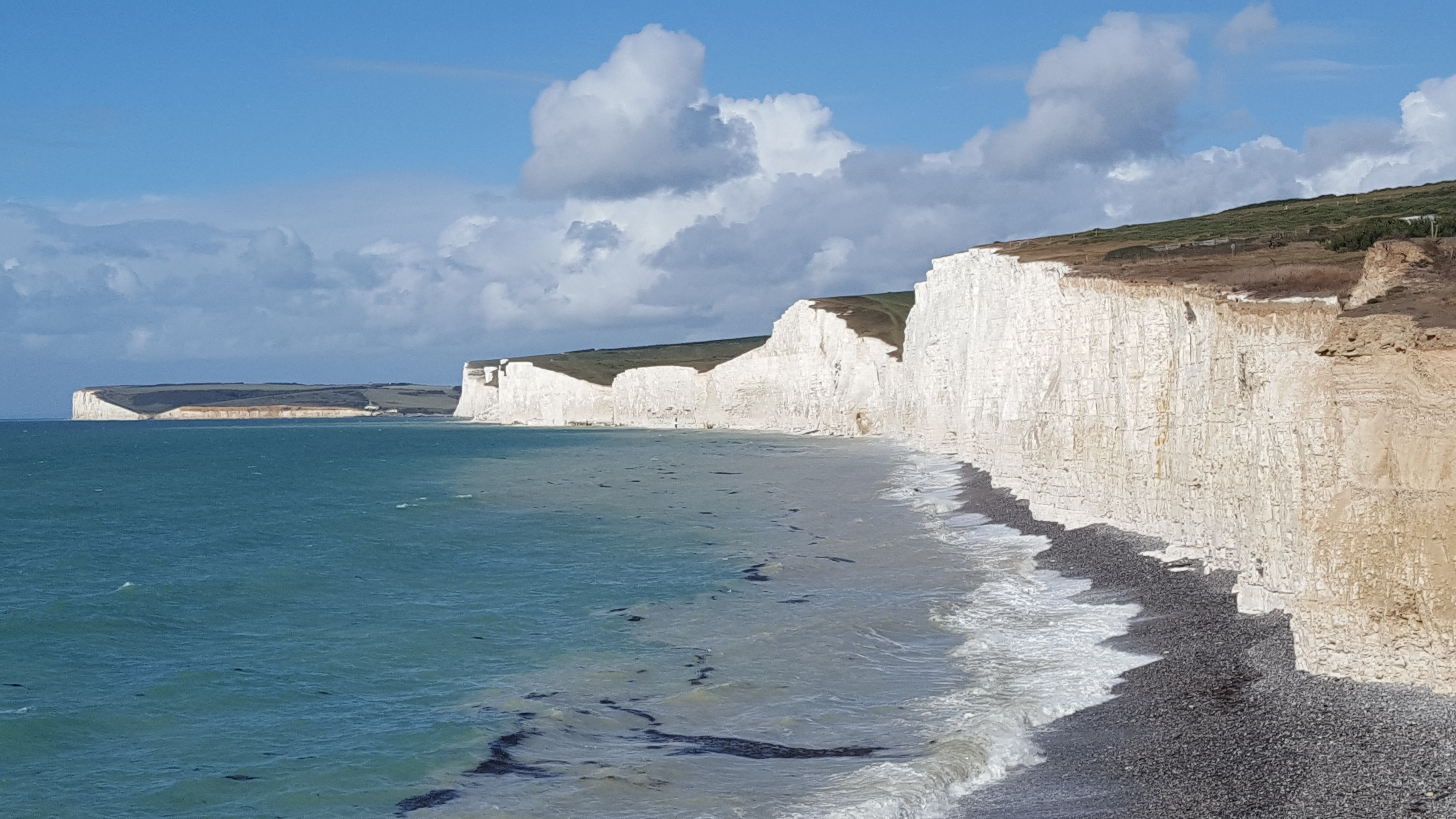 Seven Sisters, Downs