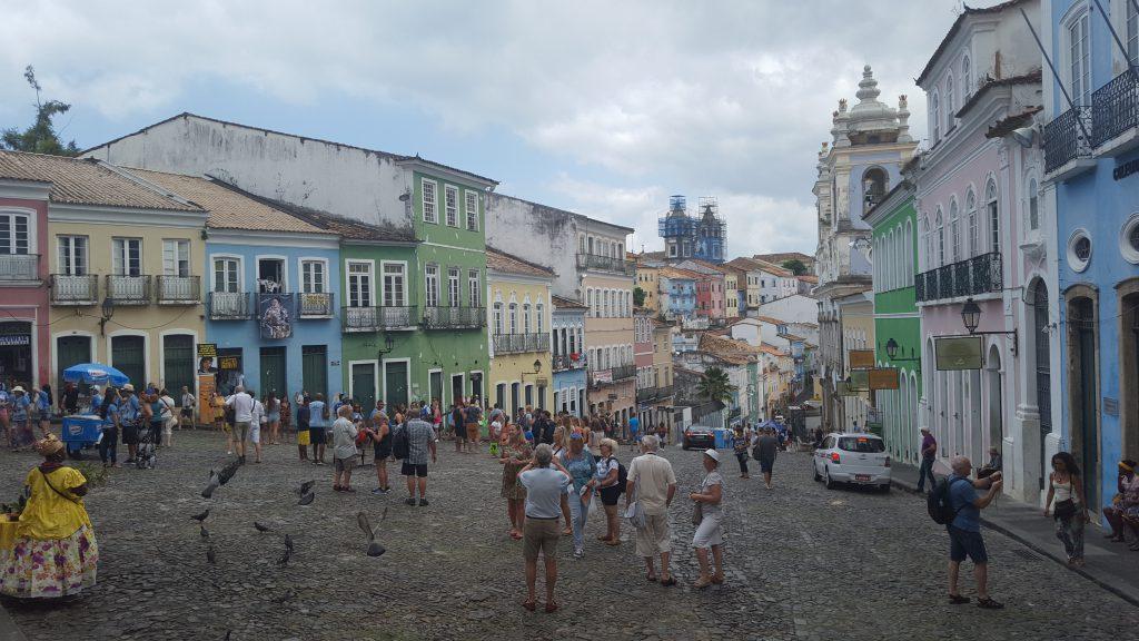 Stemning i Salvador