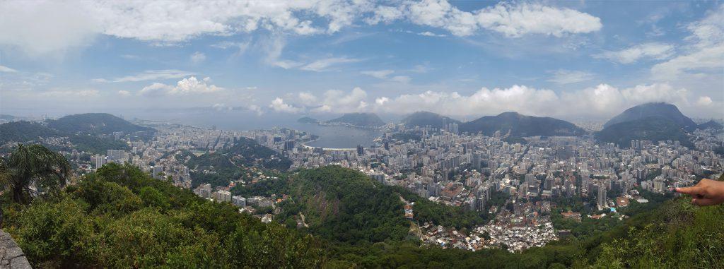 Rio, en af verdens smukkest beliggende byer