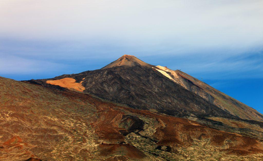 Teides berømte tinde, Tenerife