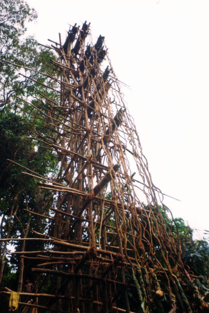 det 30 meter høje tårn