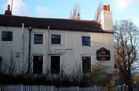 Spaniards Inn, hvor Dick Turpin plyndrede gæsterne