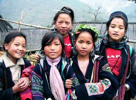 Hmongpiger