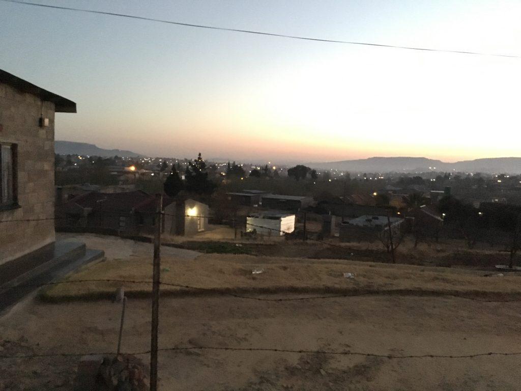 Daggry i Lesotho