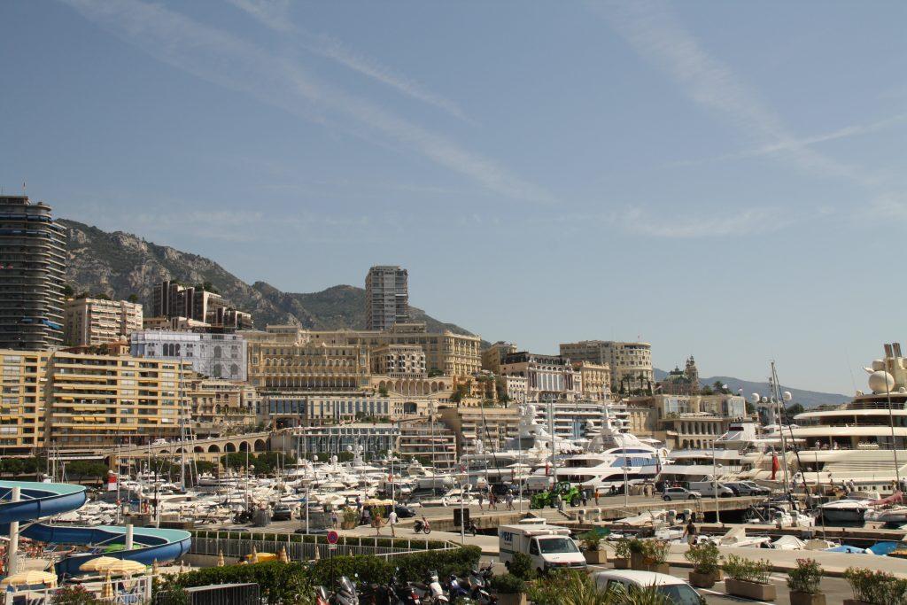 Monaco - havneområde