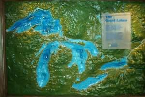 De store søer