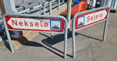 Sejerø og Nekselø – øhop i Kattegat